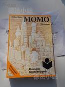 德语原版书 德文儿童文学 青少年读物 Momo 默默