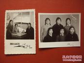 70年代黑白照片2张