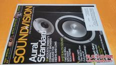 SOUND+VISION 声音+视觉 音响 2009/12时尚 原版外文杂志期刊