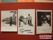 70年代黑白照片3张