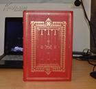 《使节》亨利詹姆斯著,富兰克林图书馆1982年真皮精装限量版,三面刷金 英文原版 现货包邮