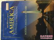 现代美国历史/AMERICA PATHWAYS TO THE PRESENT MODERN AMERICAN HISTORY(英文原版旧书,中文书名不准确,以图片为准,大16开精装,内略有笔迹)