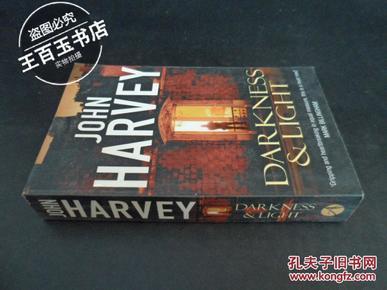 JOHN HARVEY DARKNESS &LIGHT