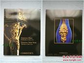 佳士得2012巴黎、纽约奢瓷品拍卖图录一册  Christie's Steinitz Paris&New York 2012 June 瓷器,油画,家具,吊灯,精美绝伦艺术品。