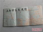 上海市区交通图