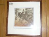 铜版画  仙山小路 [1999年