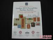 图录:london  2015  europhilex  rarities  auction(伦敦2015 europhilex珍品拍卖)