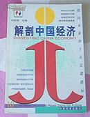 解剖中国经济 全一册 指向中国未来的十大关键路标 近全新