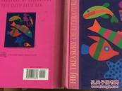 深蓝色的大海/THE DEEP BLUE SEA(HBJ Treasury of Literature)(英文原版旧书,中文书名不准确,以图片为准16开精装)