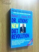 Dr. Atkins\\\ New Diet Revolution【阿特金斯医生新饮食革命,罗伯特·阿特金斯,英文原版】