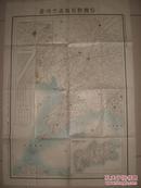 清末老地图 1905年日露战局经过大地图 旅顺口附近图 奉天府附近图 日露战局经过大地图