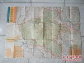 河南省交通图1991年6月版