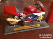 怀旧玩具收藏 约80年代摩托车模 一只