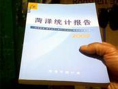 菏泽统计报告2009