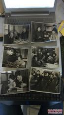 黑白老照片7张合售