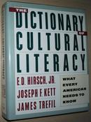 ◇英文原版书 The Dictionary of Cultural Literacy