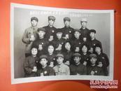 """老照片---《高举""""九大""""旗帜争取更大胜利》---长监战省队、1969、6、10"""