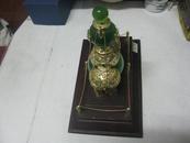 北京廷赞玉石珠宝有限公司059平安吉祥旺金达摆件重6斤原价3999
