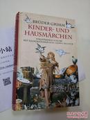 德国原版 德文德语 经典名著 格林童话全集 Grimms Märchen: Kinder- und Hausmärchen