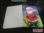 80年代:圣诞贺卡、贺年卡(圣诞老人图案,眼睛都会转动)