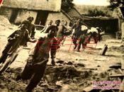 018华东画报社记者 姜维朴 摄影作品 《逃难 》、照片背后有详细文字说明