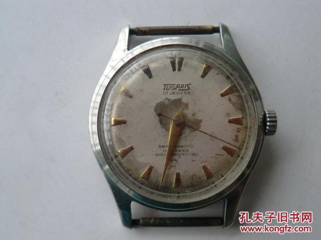 瑞士TUGARIS手表465N