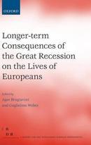 大萧条对欧洲人民生活的长期影响Longer-term Consequences of the Great Recession on the Lives of Europeans
