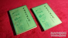 中国当代游记选(上、下册)(1982年5月1版1986年8月2印,85000册,总体9.2品)(详见书影及描述)