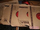 中国唱片—宇宙锋.言慧珠演唱(1——14段)共7张(带套唱词)品佳