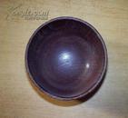 竹木碗(高6.5CM,碗口直径8CM)