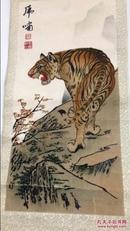 中国杭州绒画