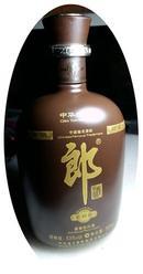 紫砂郎酒瓶
