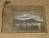 【现货 包邮】《香港影像》 1920年代 28幅原版老照片   Picturesque Hong Kong