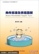 肉牛养殖技术书籍 肉牛标准化养殖图解