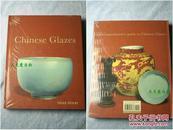英文原版Chinese Glazes A comprehensive guide to Chinese Glazes