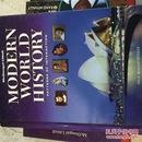 现代世界历史/MODERN WORLD HISTORY(英文原版旧书,中文书名不准确,以图片为准,大16开精装)
