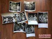 [老照片]越南文艺兵友好访问中国(8张)约五六十年代