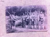 7民国 早期风俗 明信片