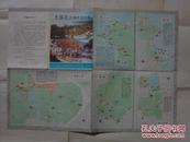 无锡市交通旅游地图,