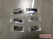 老照片 民族文化宫 全国农业展览馆 北京广播大厦 长安街 北京民族饭店 中国人民革命军事博物馆 6张