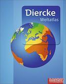 德国原版 德文 德语 世界地图集 地图册 Diercke Weltatlas