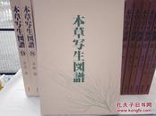 本草写生图谱   限定版   1套9册全    日文