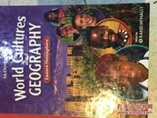 世界文化地理/world cultures and geography:Eastern Hemisphere(英文原版旧书,中文书名不准确,以图片为准,大16开精装,内略有笔迹)