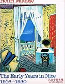 (现货)Henri Matisse: The early years in Nice