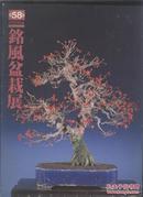第58回 铭风盆栽展图录 杭州现货