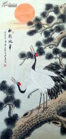 中央美院/中国美协会员/北京著名工笔画画家/1999年中国画大展一等奖获得者段@和@敏(凌雪)女士花鸟精品,她的作品形态天然地富有超越时代和现实生活的美感, 凝集着画家的心境和情怀。