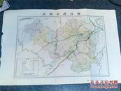 富阳市区域图