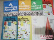 Progressive Reading Series(1-8册,8本合售)【英语循序读本】