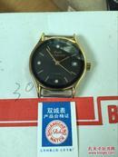全新库存 双城牌机械手表3 黑面 大型 日历