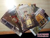 颐和园 明信片 (全套十张)